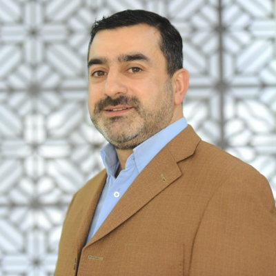 Ali Al Hamdany, CEO and Group Director at Fly Baghdad