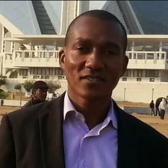 Eng. Machibya Masanja, Head of Standard Gauge Railway Project at Tanzania