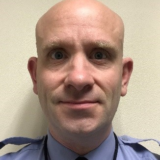 Sgt David Stunell, Lead, Processing, Exploitation and Dissemination (PED), SAR and MTI, 2 ISR Squadron at UK Royal Air Force