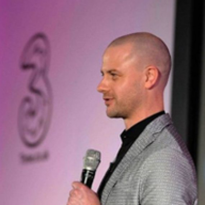 Graham Johnston, Head of Omnichannel and Digital First at Three