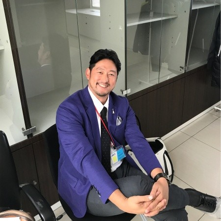 Andy Hata, President, North Asia at Nielsen Sports