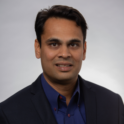 Rohit Joshi, SVP Supply Chain Transformation at Entercoms