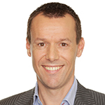 Bob Beusekom, Group Director Corporate and Shared Services at Mater Group