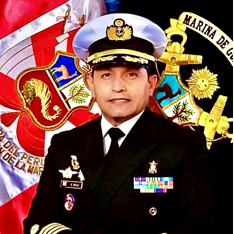 Captain Eduardo Diaz