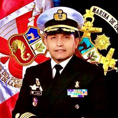 Captain Eduardo Diaz