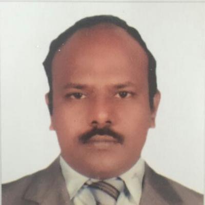 Mr. Raja Ganapathy, Engr. Rotating Equipment at KNPC, Kuwait