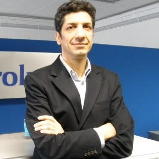 Giuseppe Caiulo, Global VP Manufacturing at Electrolux