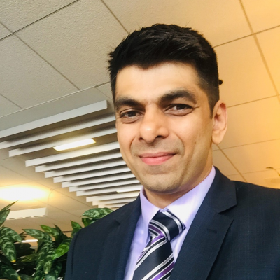 Ashutosh Chaudhari, Director, Center for Automation and Process Excellence at LexisNexis
