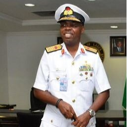 Rear Admiral Raphael Osondu