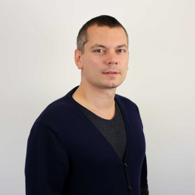 Gerti Dervishi, VP of Corporate Development and Operations at Flybits