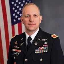 Colonel Tony Behrens