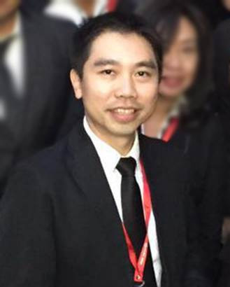 Andreas Kurniawan, Executive Vice President, Head of Digital Banking & Transformation at OCBCNISP