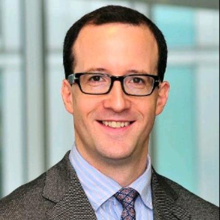 Andrew Hall, Head of Data Fabric at BNP Paribas