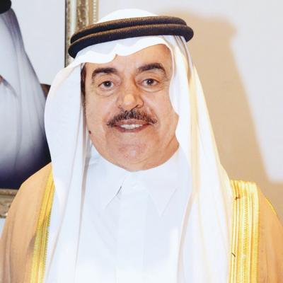 His Highness Sheikh Ahmed Al Faisal