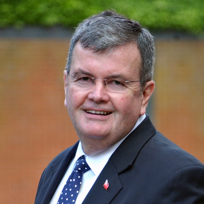 Richard Parkes CBE