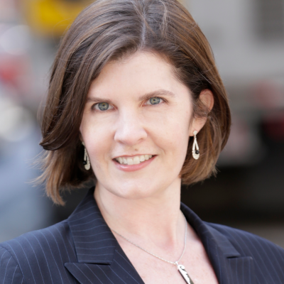 Jill Zunshine, Senior Vice President & Head of Global Real Estate, Facilities, and Procurement at Takeda Pharmaceuticals