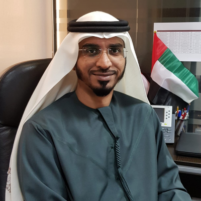 Eng. Saleh Aljabri, Traffic Services Section Head at Abu Dhabi Municipality