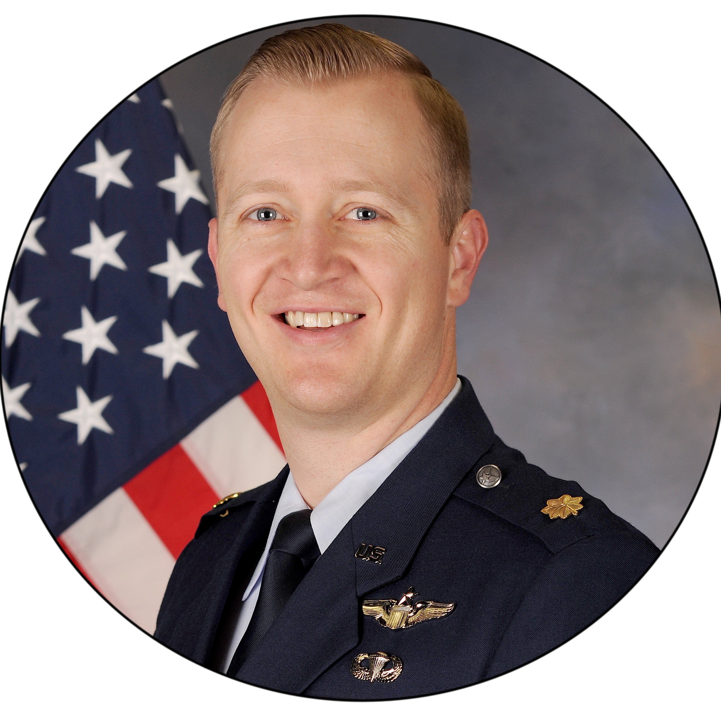 Mark Watson, Chief Wing Transformation & Innovation Officer at U.S. Air Force