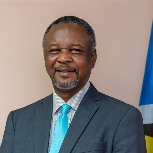 Senator, the Honourable Hermangild Francis