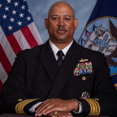 Rear Admiral John Fuller