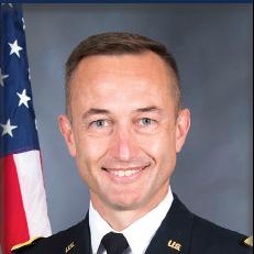 Colonel David Phillips