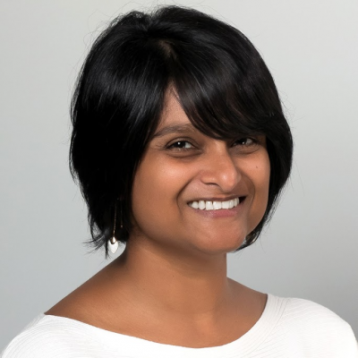 Shipa Ramaswam, Director of Product Management at Salesforce