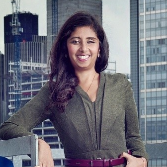 Payal Jain, Independent Expert & Chair at Women in Data UK