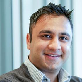 Hinesh Kalian, Director, Data Science at Man Group