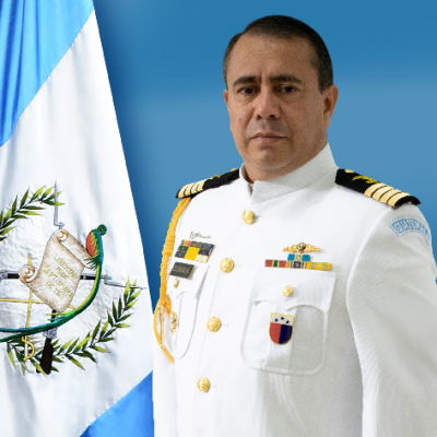 Captain Axel David Colindres Mayorga