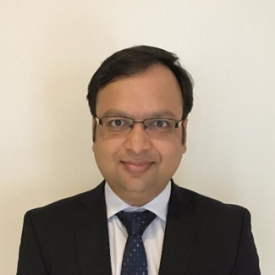 Mr Ankur Agrawal, Head, Data & Technology Innovation – Asia at AXA Singapore