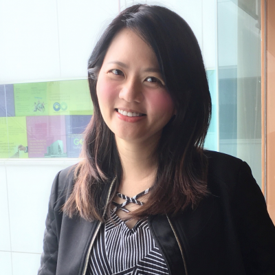 Amelin Lim, Data Protection Officer & Assistant Vice President - Government and Strategic Affairs at Starhub Ltd