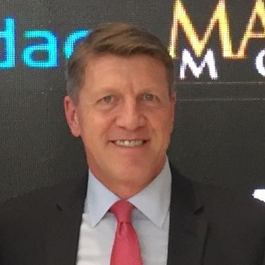 Steve Hackett, Managing Director, Head Corporate Finance Americas at Standard Chartered Bank