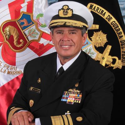 Vice Admiral Santiago Vascones Morey
