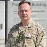 Brigadier Ben Kite OBE