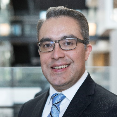 German Torres, Global Director, Indirect Categories at TechnipFMC