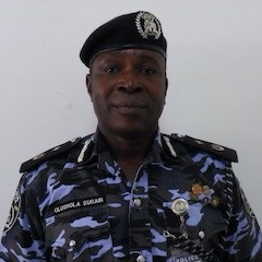 Mr. Olushola Kamar Subair