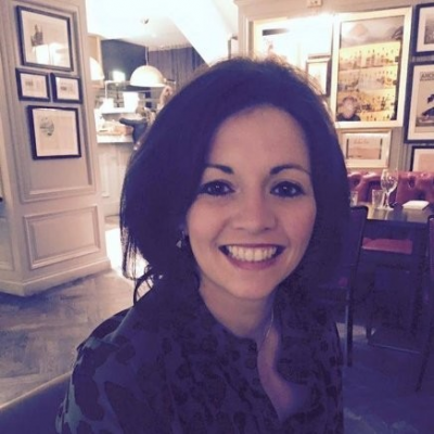 Ruth Davidson, Head of Procurement – Global Brand Teams and Global Travel at Diageo