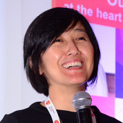Ongmu Gombu, VP and HR Operations Lead – Asia, at GlaxoSmithKline (GSK)