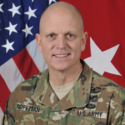 Brigadier General Richard Coffman, Director, Next Generation Combat Vehicle at U.S. Army Futures Command