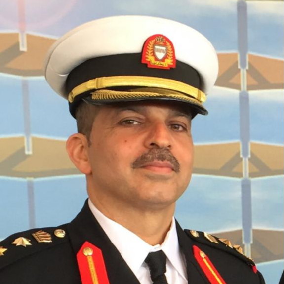 Captain Rashed Abdullah Rashed Al Ameen