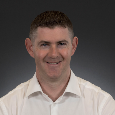 Eoin Cleary, Global Head of Supply Chain Launch Management at Roche
