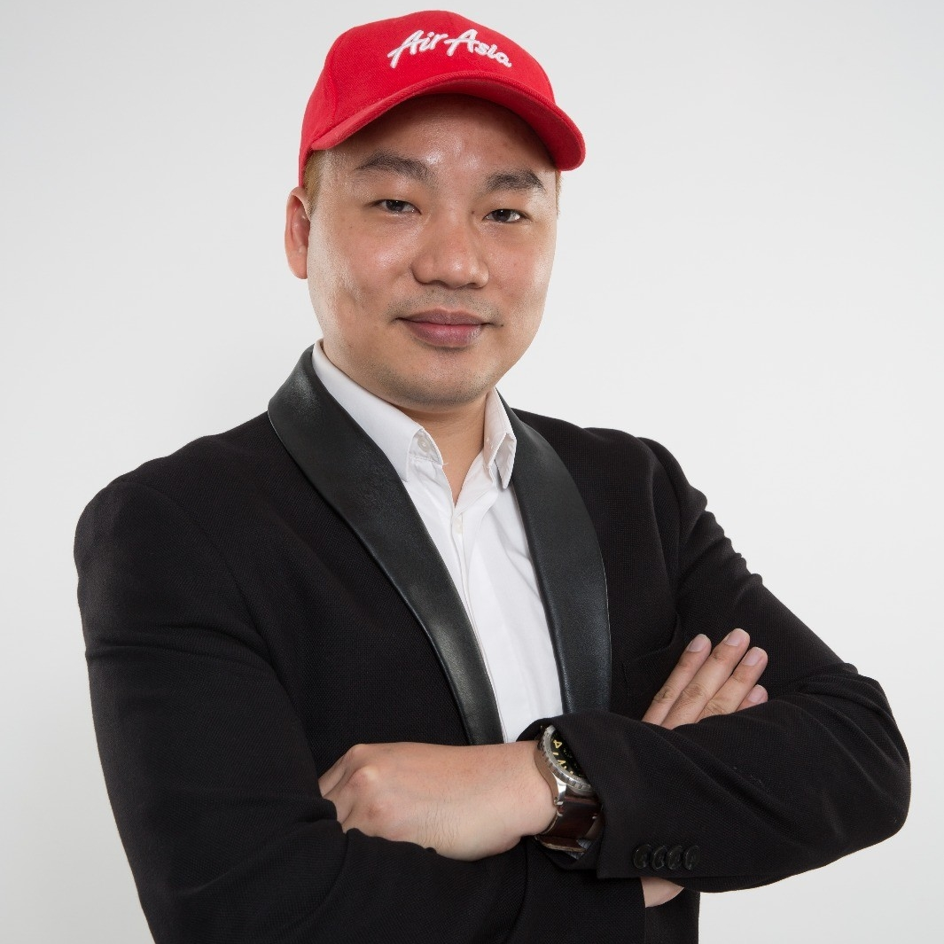 Allan Phang, Allstars Engagement and Internal Branding  and Team Manager of AirAsia Allstars Esports Club at AirAsia Group