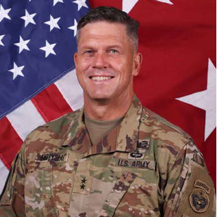 Major General Peter B. Andrysiak
