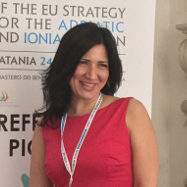 Tatiana Eleftheriadou, Business Development Expert at Hellenic Gas Transmission System Operator (DESFA) SA