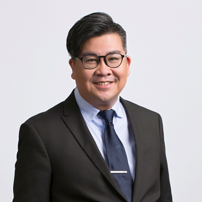Dixon Soh, Head of Legal at Intellectual Property Office of Singapore