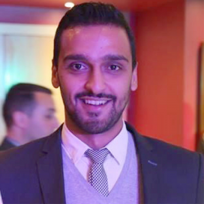 Hatem Selim, Head of the Shared Service Center - META Region at Ingram Micro