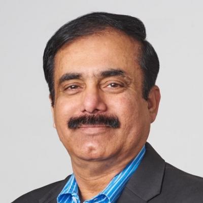 Rajeev Sharma, President & CEO at novaIQ