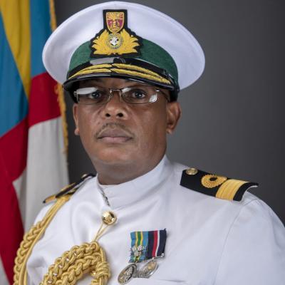 Commodore Dr. Raymond King
