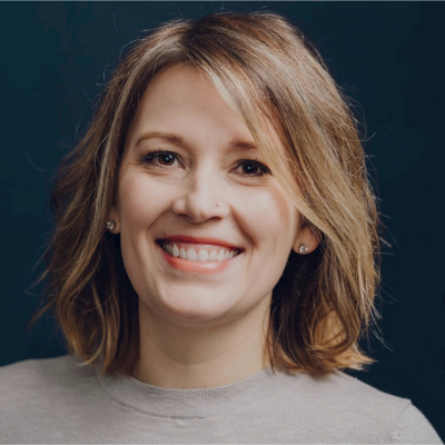 Sarah Danzl, Director of PR & Communications at Degreed