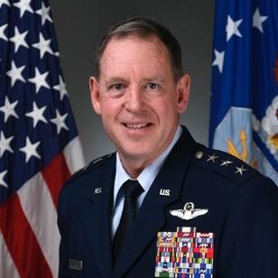 Lieutenant General James Hecker